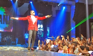 D'Banj Colourful World