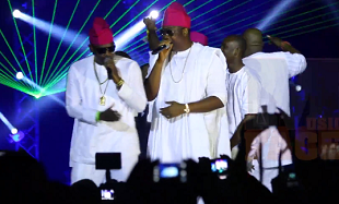 Don Jazzy Dr SID Surulere Performance