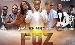 Ice Prince FOZ Launch feat