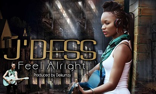 J'DESS Feel Alright NEW DESIGN copy feat