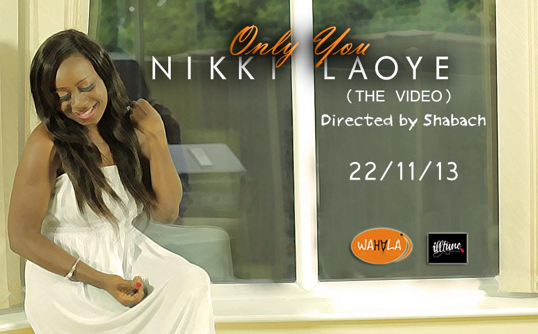NIKKI LAOYE - ONLY U VIDEO RELEASE3