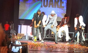 P-Square Colourful World