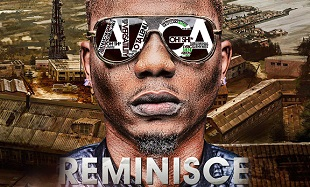 Reminisce Album Cover feat