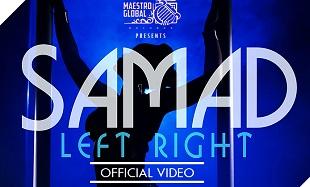 Samad Left Right Art feat