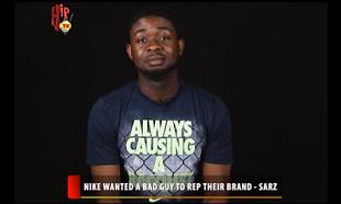Sarz HipTV Nike