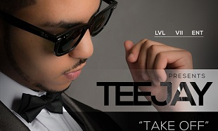 TeeJay Take Off artwork feat