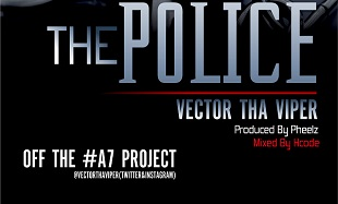 Vector THE POLICE feat