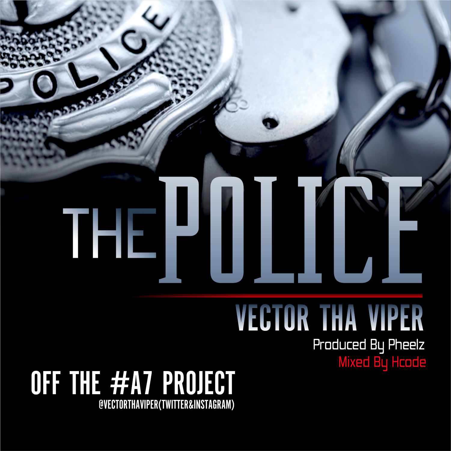 Vector THE POLICE