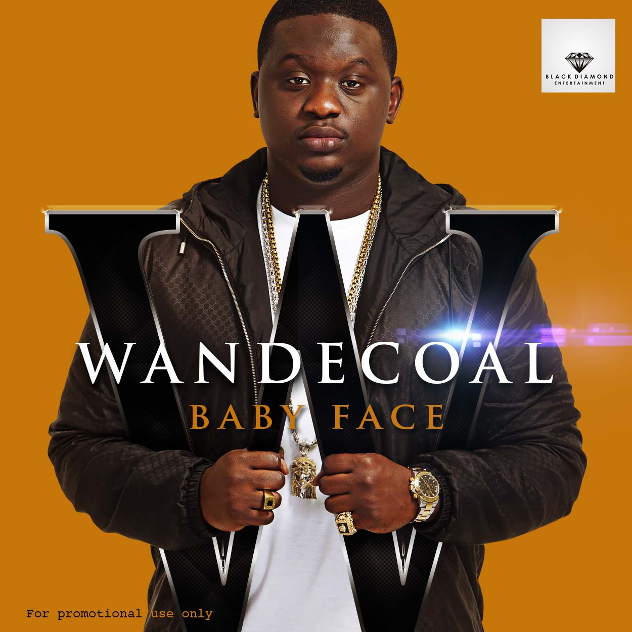 Dj Akere - Baby Face Refix [by Wande Coal]