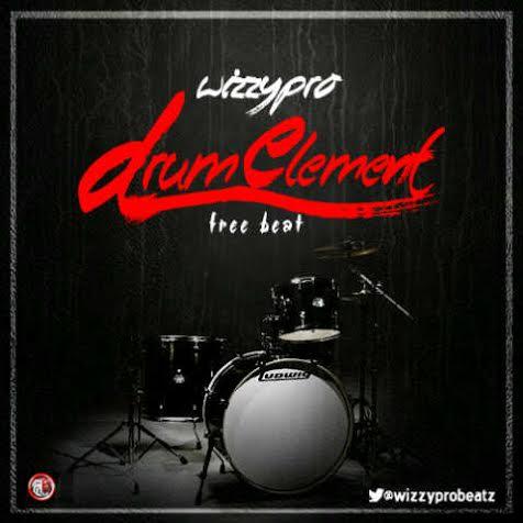WizzyPro Drum Element Art