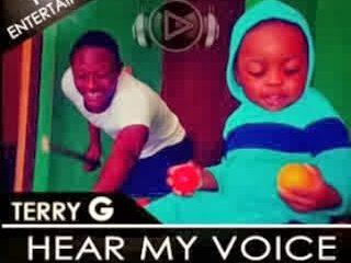 terry g hear my voice art