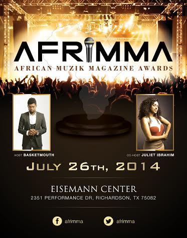 African Muzik Magazine Awards AFRIMMA