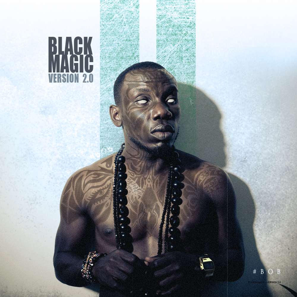 Black Magic I M In Love With The Charcoal: View Tracklist - Latest Naija