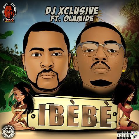 DJ Xclusive Olamide Ibebe Art