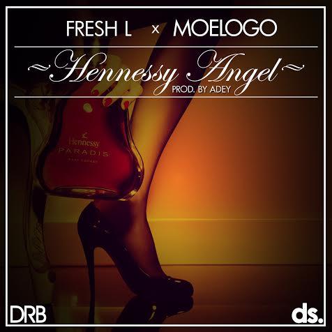 FreshL Hennessy Angel Art