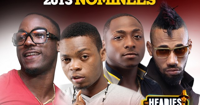 Headies 2013 Nominees