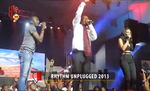 Rhythm Unplugged 2013