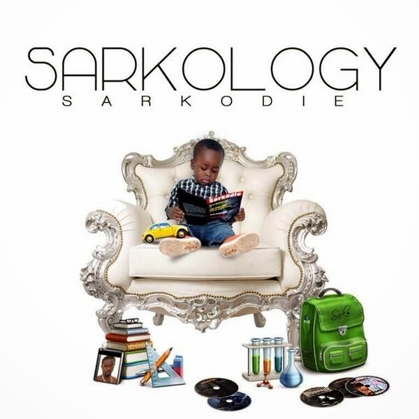 Sarkodie Sarkology Art