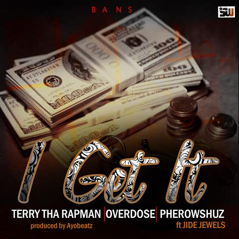 Terry Tha Rapman I Get It Art