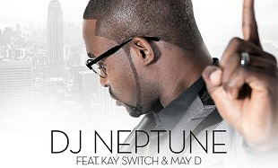 DJ Neptune My Number One Art feat