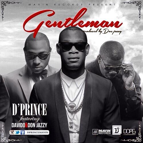 D'Prince Davido Don Jazzy Gentleman Art