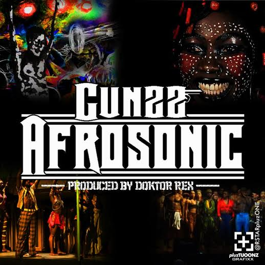Gunzz Afrosonic Art