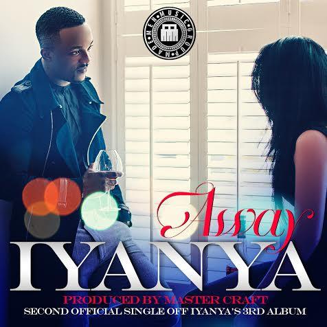 Iyanya Away Art