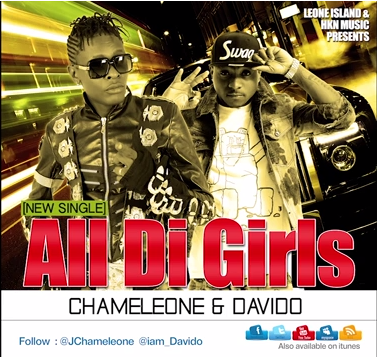 Jose Chameleone - All The Girls (feat. Davido)