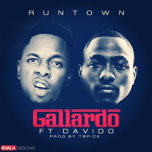 Runtown Davido Gallardo Art
