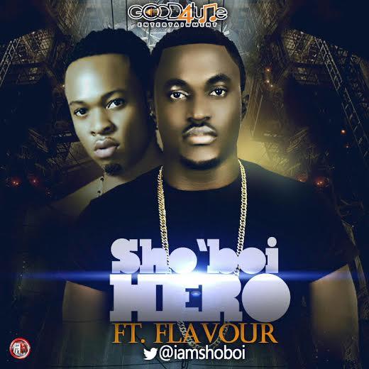 Sho'Boi Flavour Hero Art
