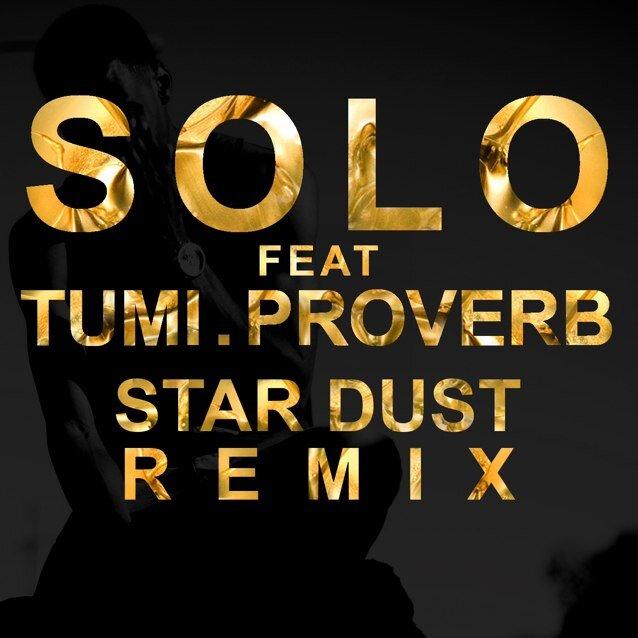 Solo Star Dust Remix Art