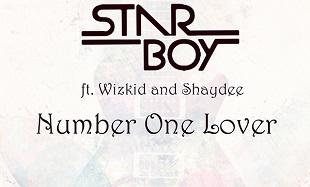 Starboy Wizkid Number One Lover Art feat