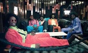 Uhuru Y-tjukutja Video