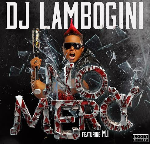 DJ Lambogini MI No Mercy Art