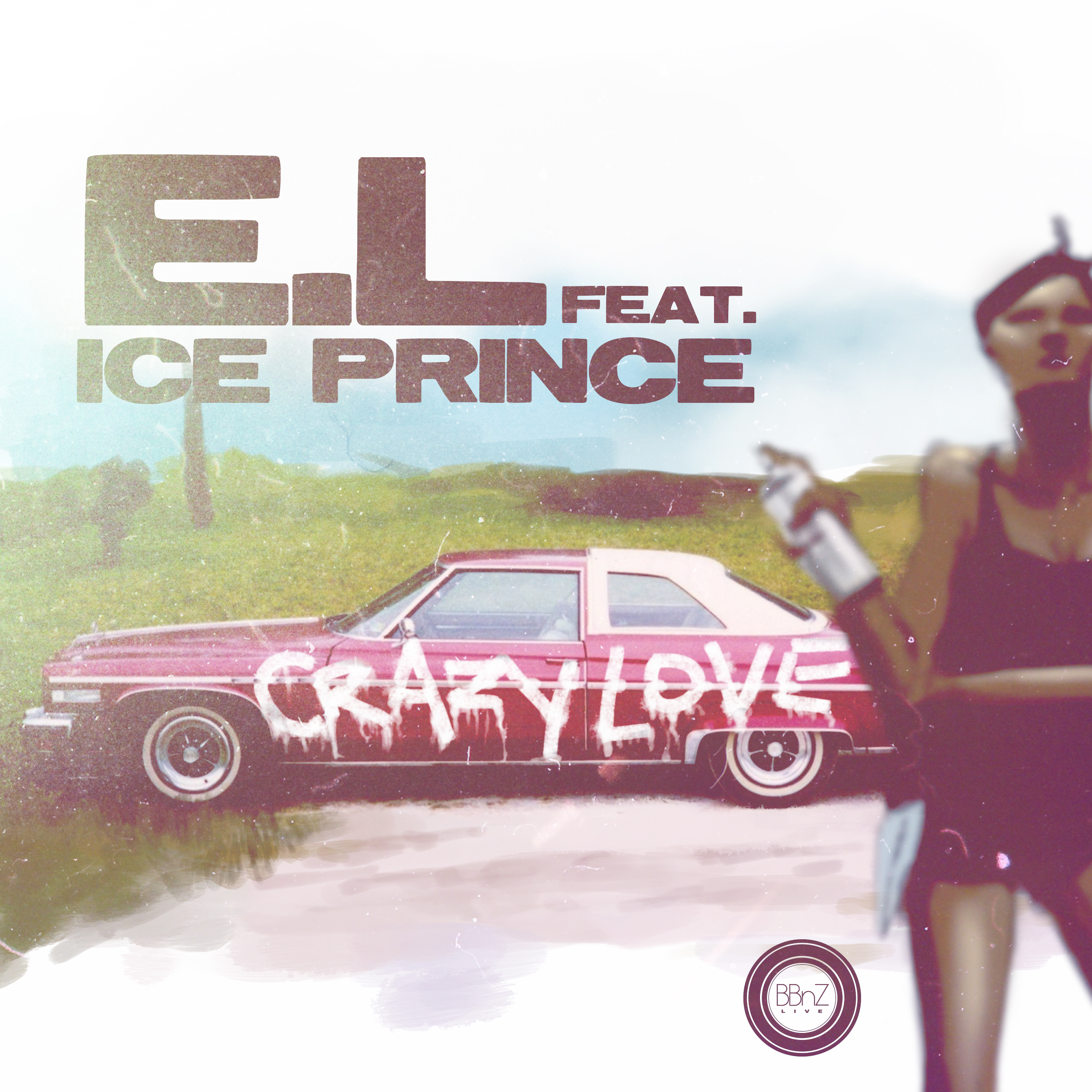 E.L Crazy Love Art