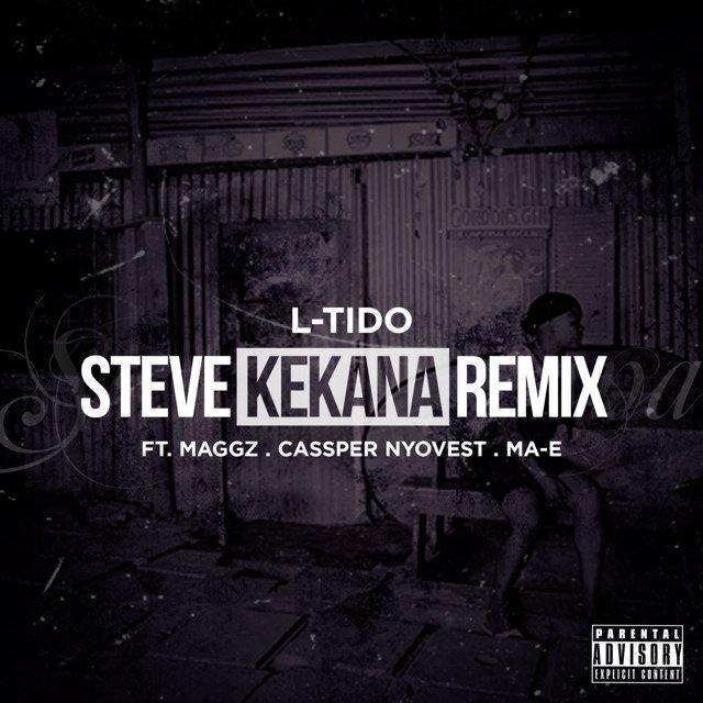 L_Tido Steve Kekana Remix Art