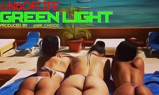 N6ofLife Green Light Art feat