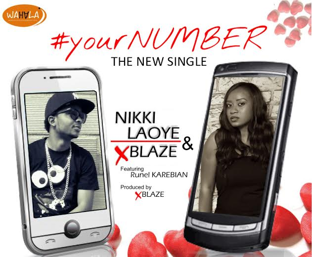 Nikki Laoye XBlaze Your Number Art