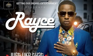 Rayce Just Like That Art feat