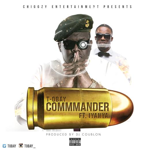T-Obay - Commander (feat. Iyanya)