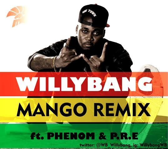 Willybang Mango Rmx Art