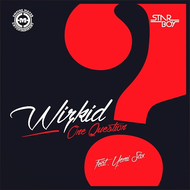 Wizkid One Question Art
