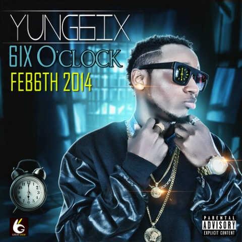 Yung6ix - 6 O' Clock Album Release Date Poster