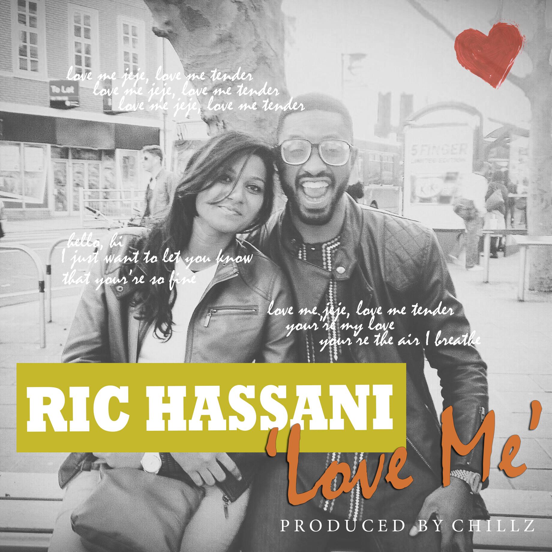 ric love me ART 4