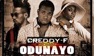 Creddy F Odunaro Art feat