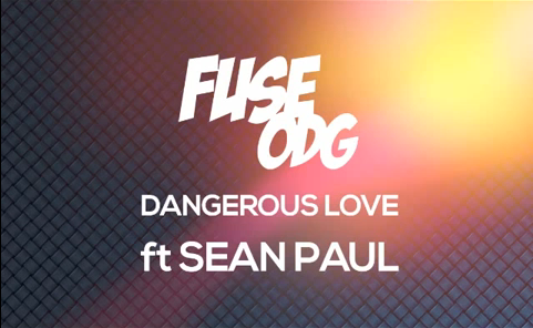 Fuse ODG Dangerous Love Art