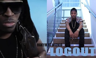 Hakym Wizkid Logout Art feat
