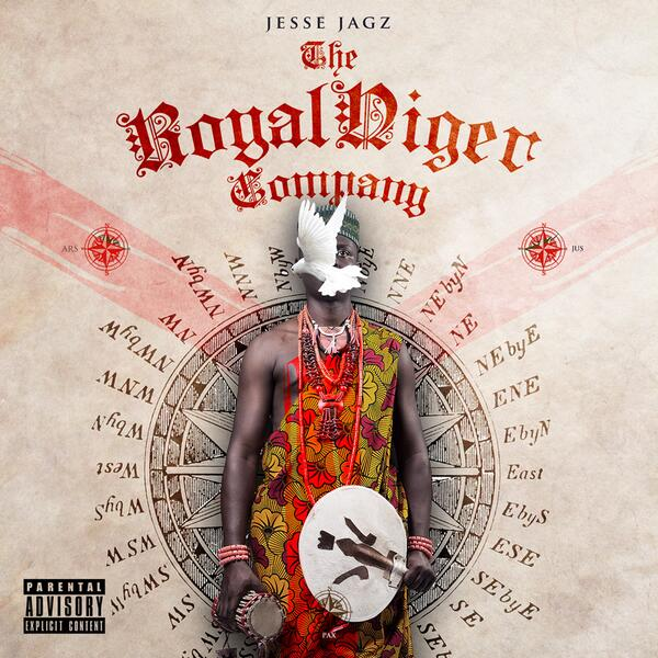Jesse Jagz Royal Niger Front Art