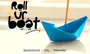 Masterkraft Roll Ur Boat Art feat