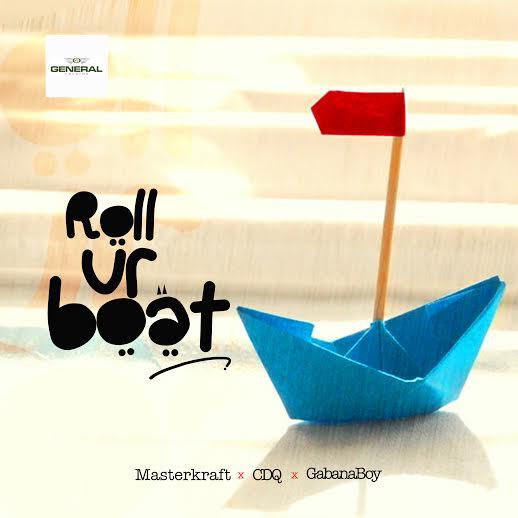Masterkraft Roll Ur Boat Art